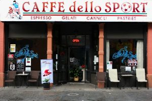 caffe dello sport logo