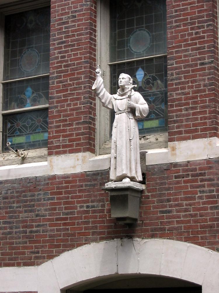St Leonard Church Boston