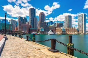 boston skylijne